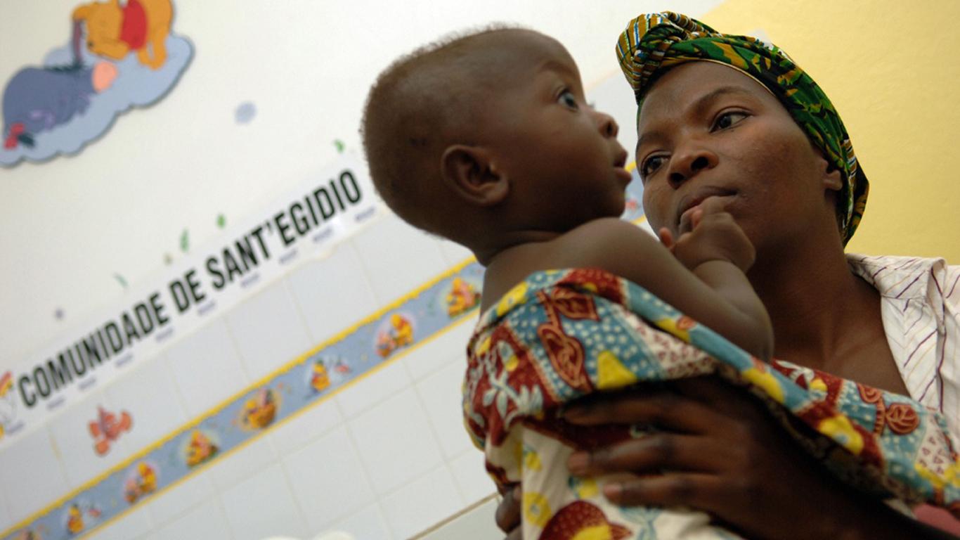 salute e cura del bambino